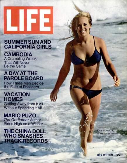 Life Magazine, 1970.