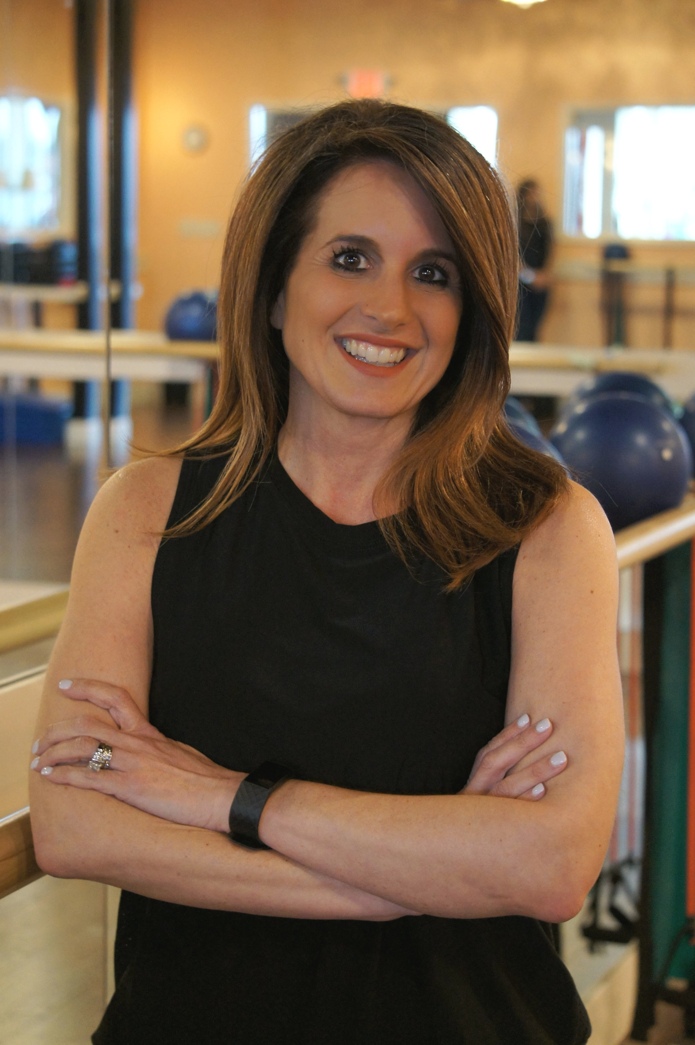 Lana Carrino // Instructor  I began my fitness instructor journey over a decade ago. I love helping people look and feel their best. I am a Human Resources Director by day. In my free time, I love to spend time with my family, read a good book or gossip magazine and watch General Hospital!