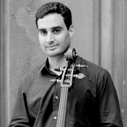 Raman Ramakrishnan - cello