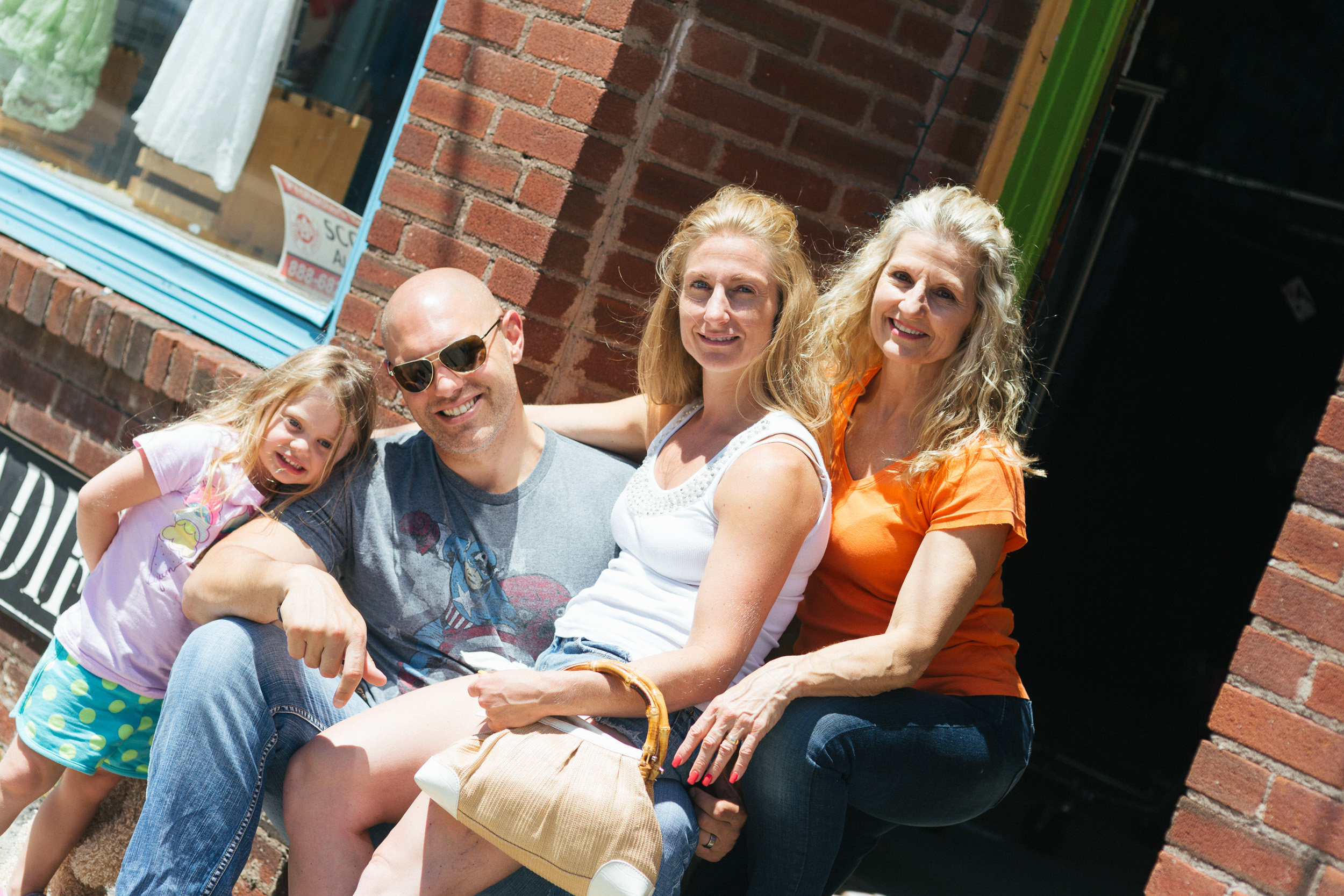 Ava, Marc, Jen and Kathy spend the day in Tannersville.jpg