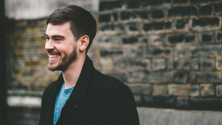 Joe, 26, from Brighton, but currently living in London. Has a passion for building local community.
