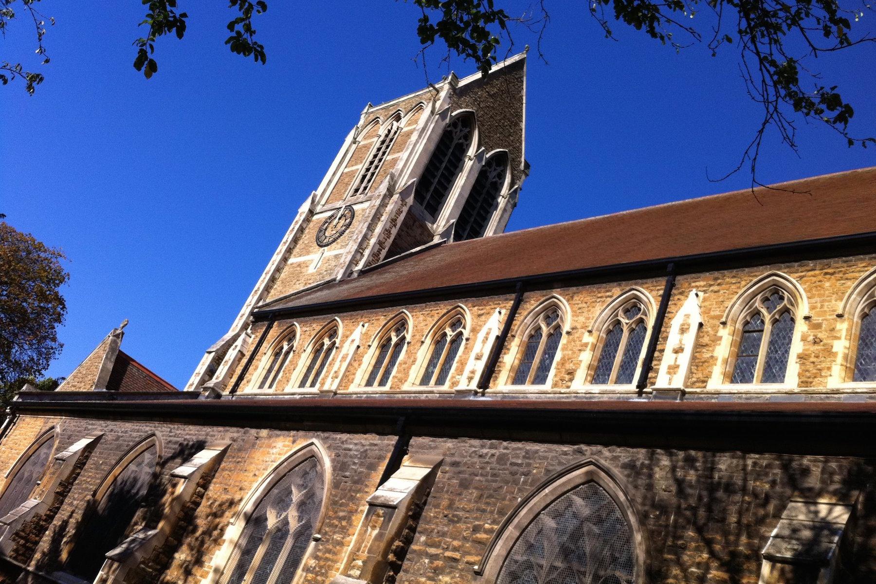St Gabriel's Cricklewood  - Alpha in a new way
