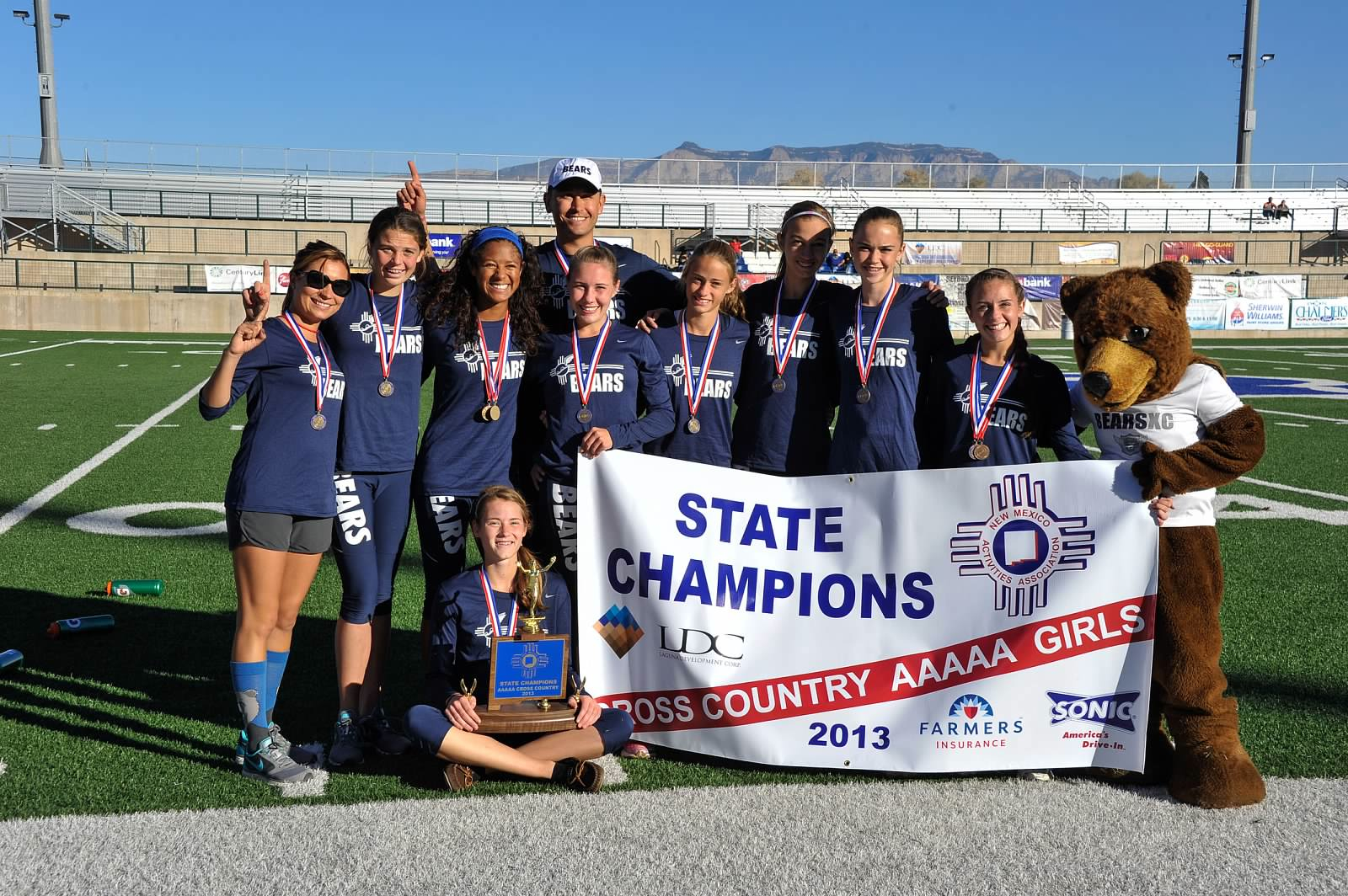 STATE CHAMPS - 2013