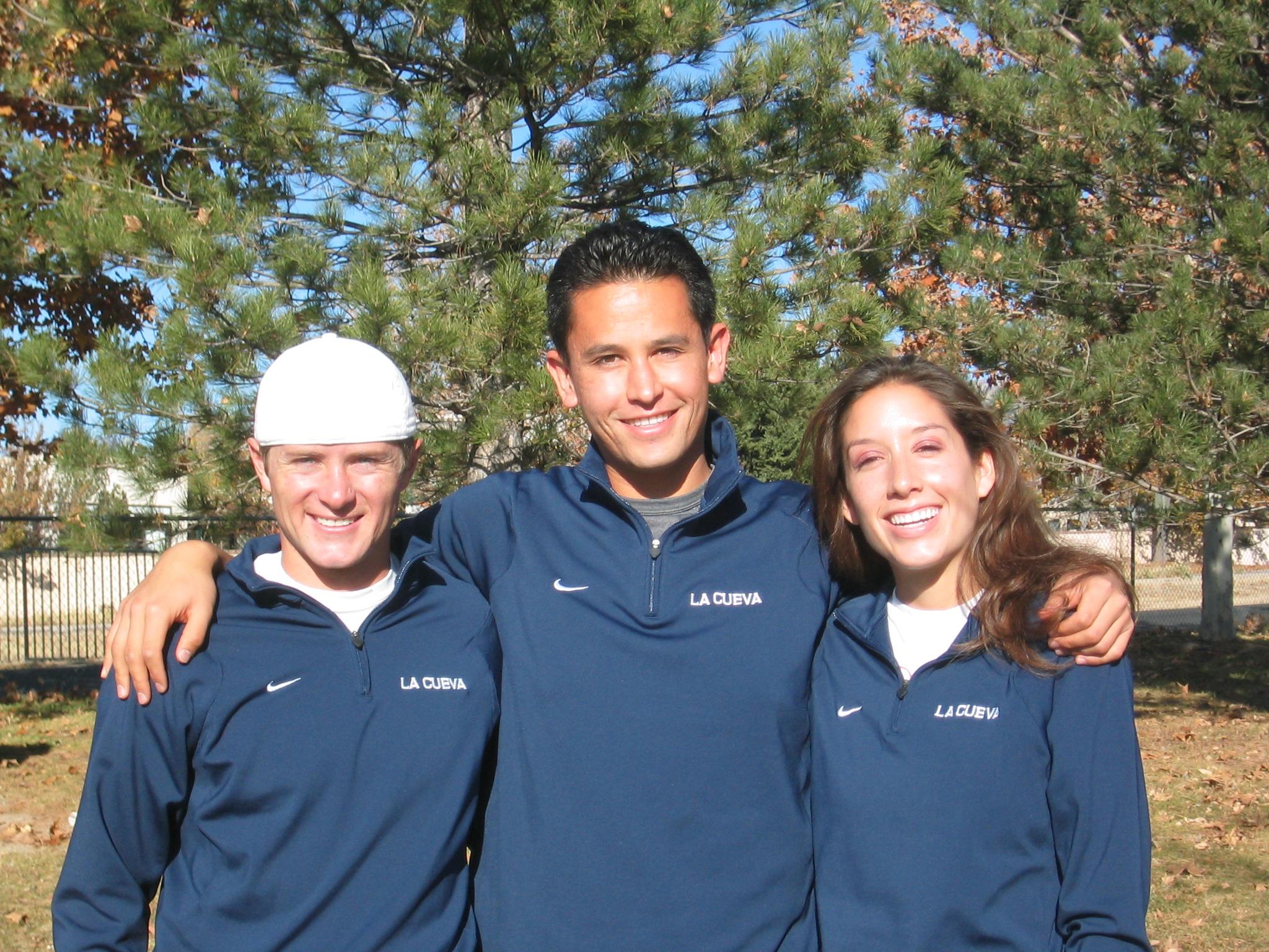 Chris Rogers, Nick Martinez, Jackie Gallegos - 2006
