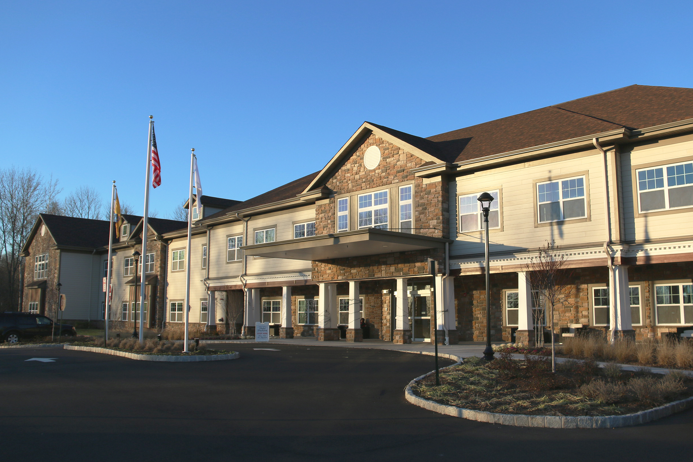 Assisted Living + Alzheimer Facility -