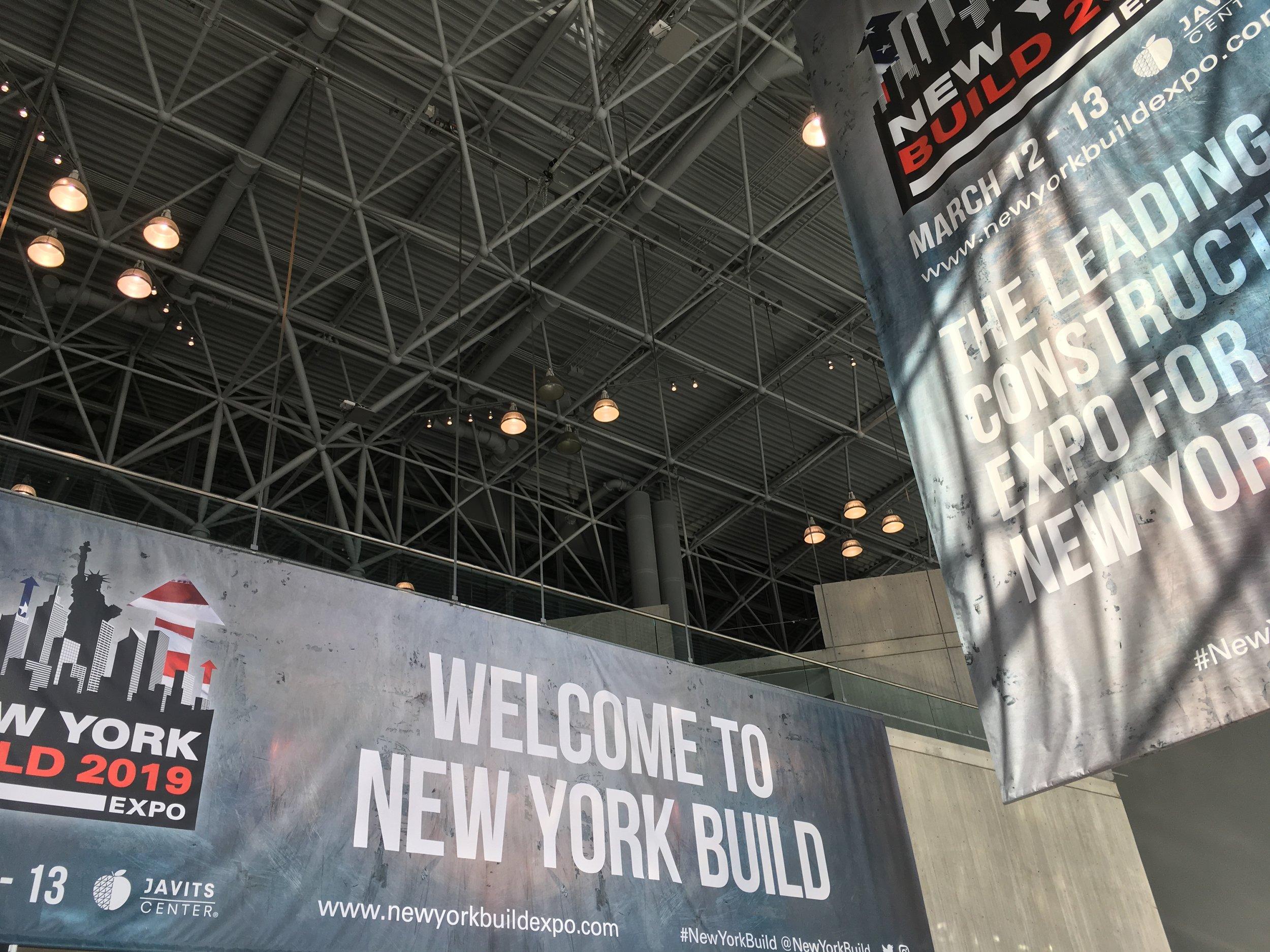 NY Build Expo 2019