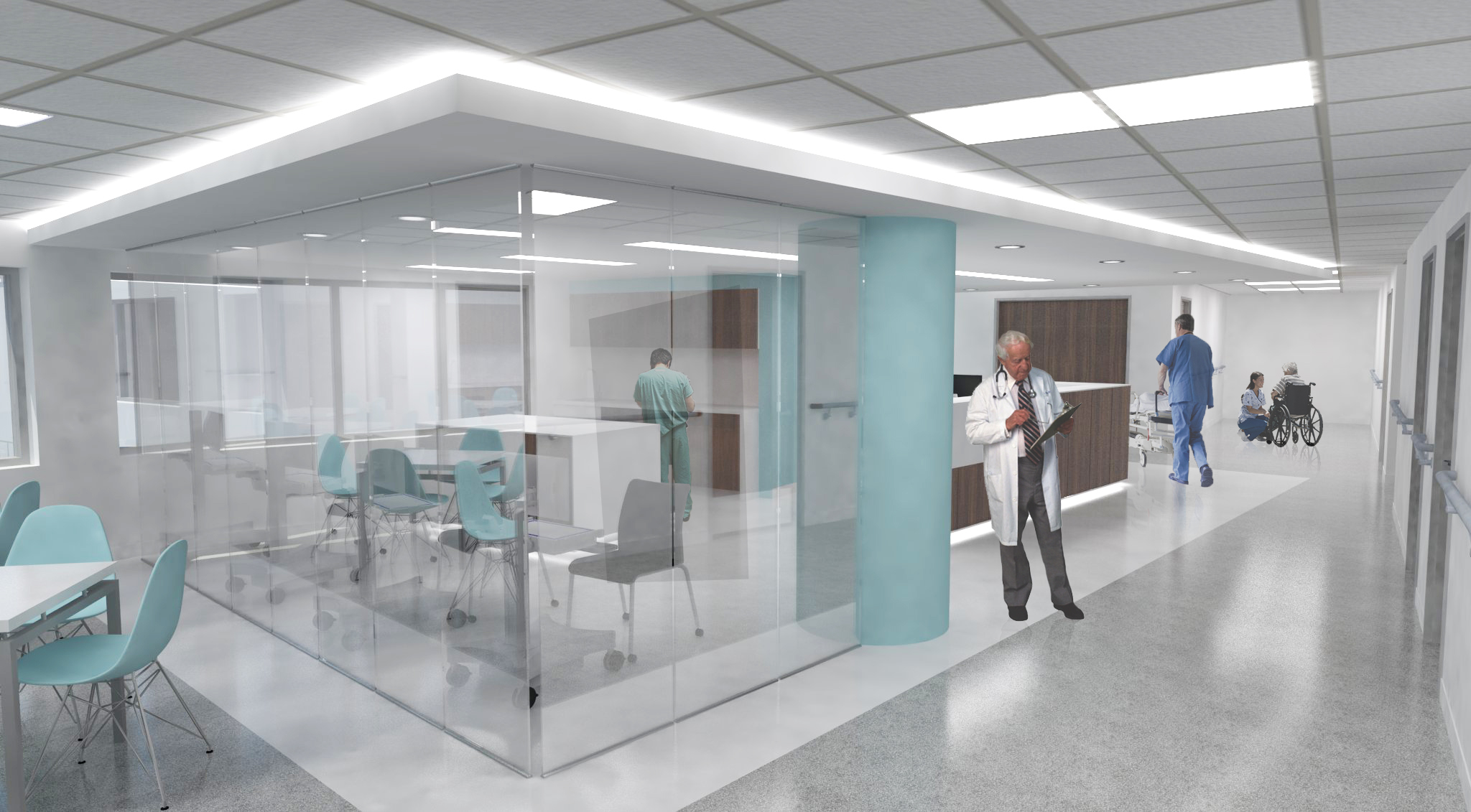 Physical Rehabilitation Unit -