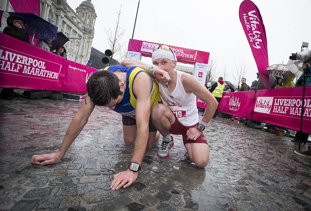Vitality Liverpool Half Marathon. 29th March 2015.Photo credit : Chris Winter