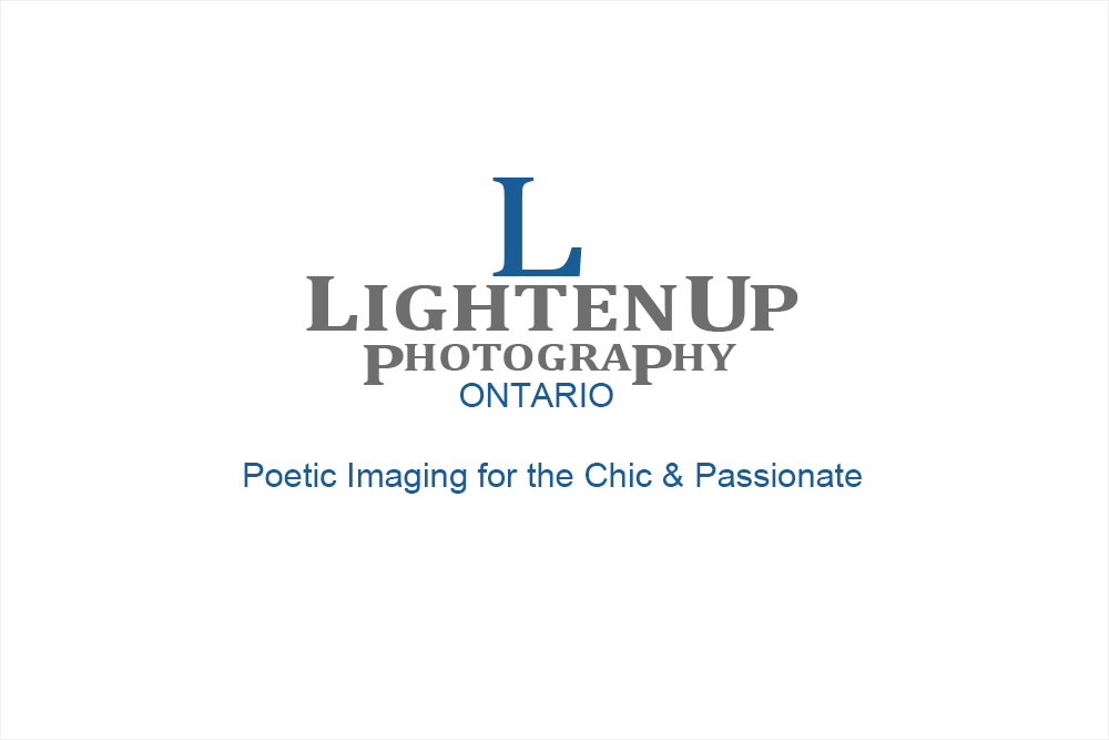 Lighten Up Photography Company Logo