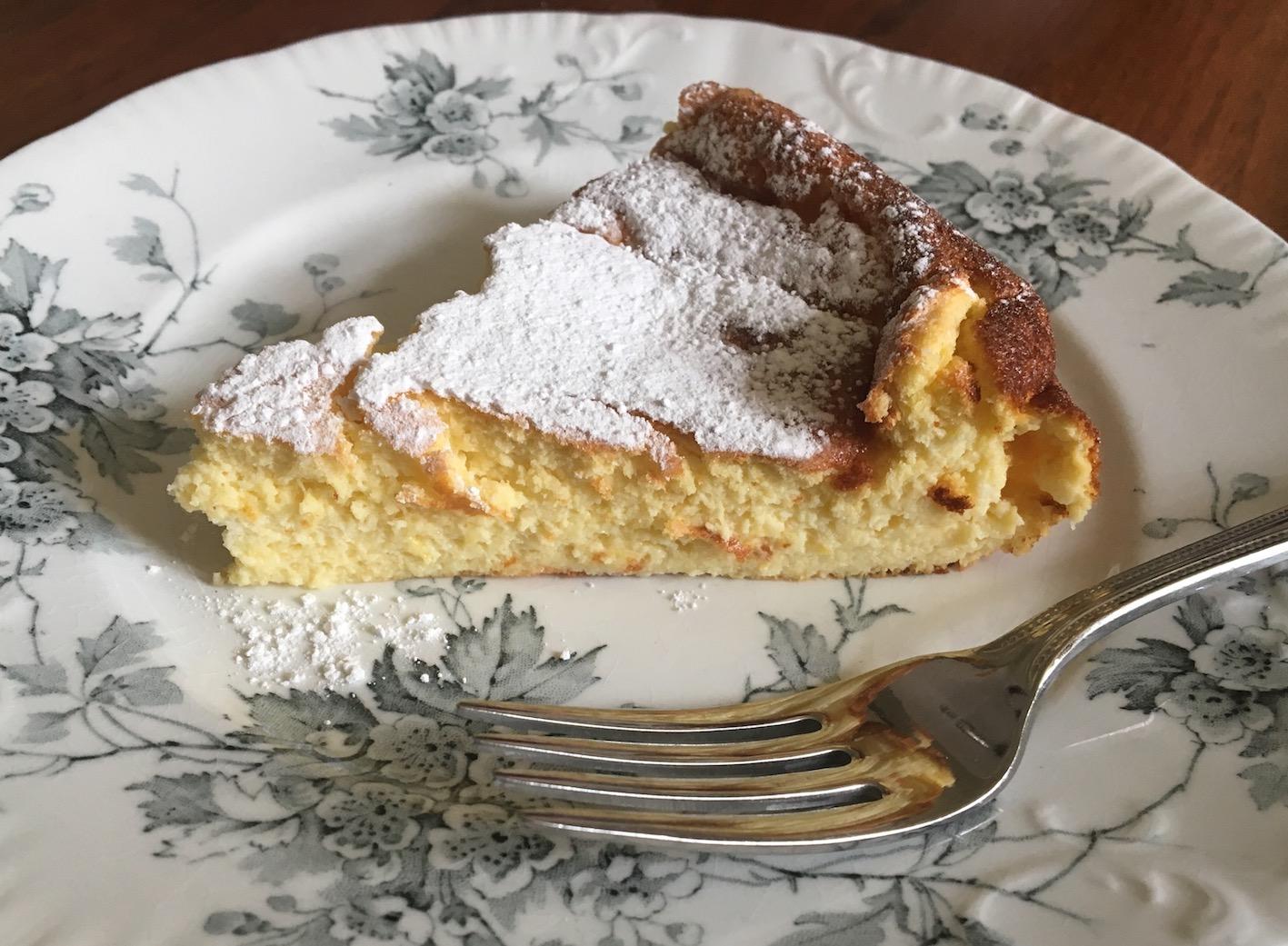 Sally Asher's Lemon Yogurt Cake