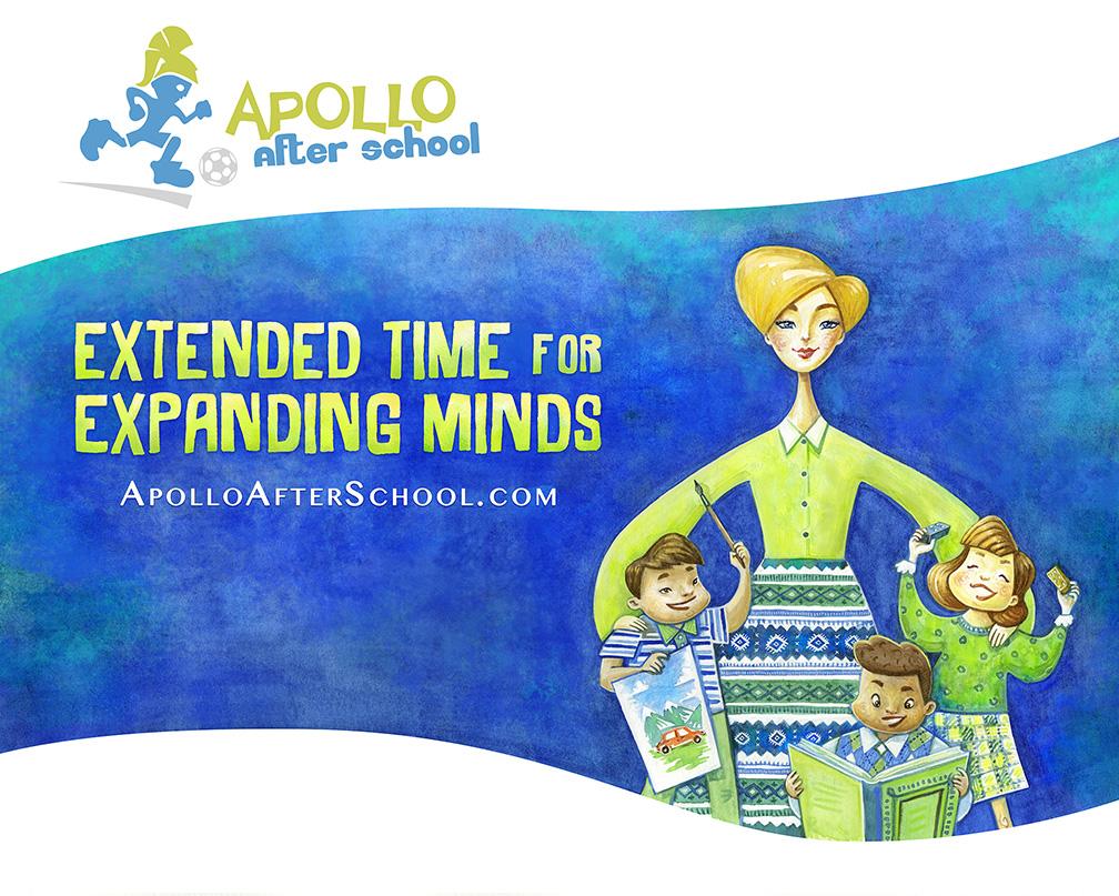 Copyright © Apollo After School