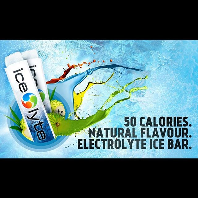Have YOU tried an @icelyte yet? 👀🎉👌😎 #IceLyte #stayhydrated #summer16 #freezie #gymlife