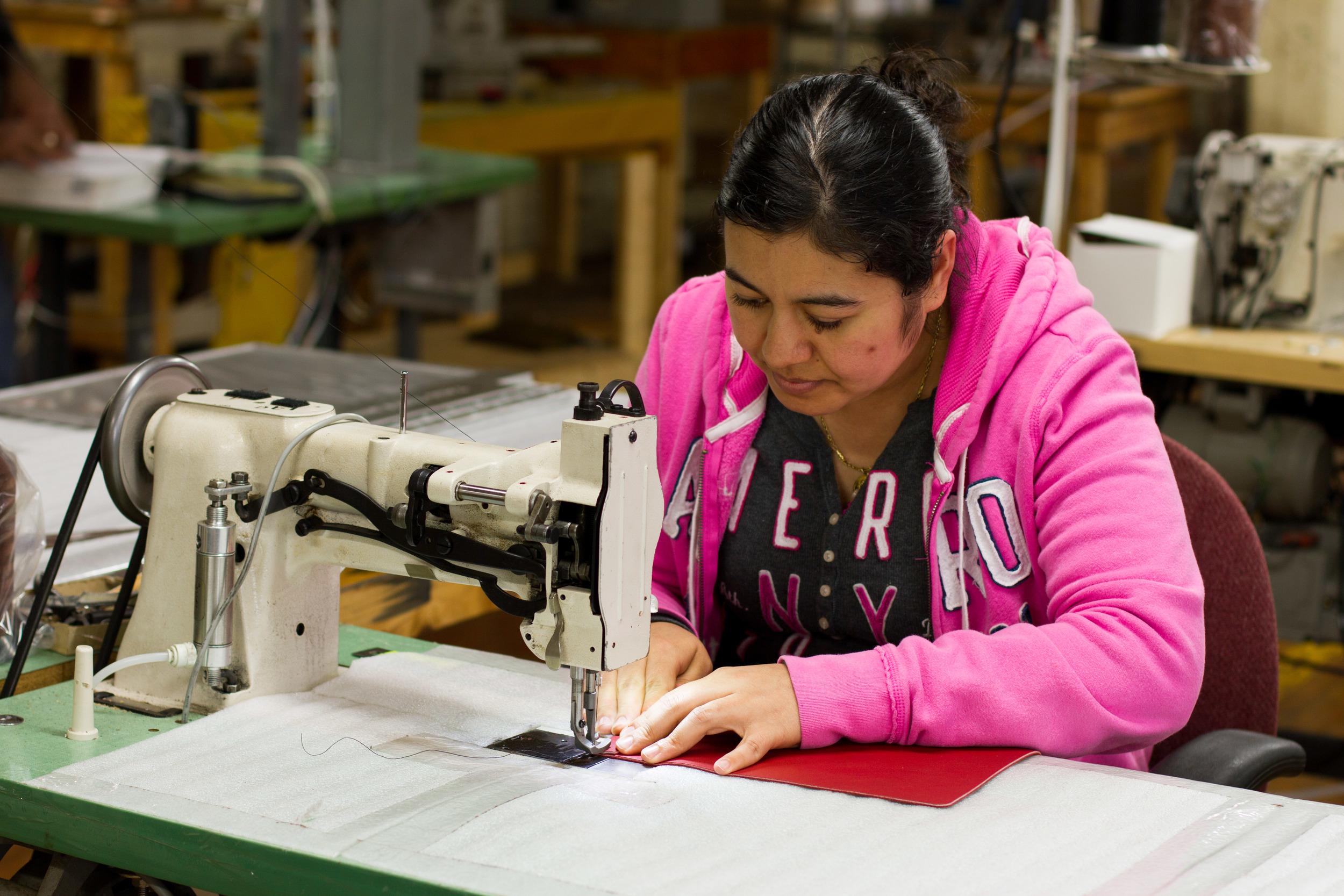 View Textiles Division