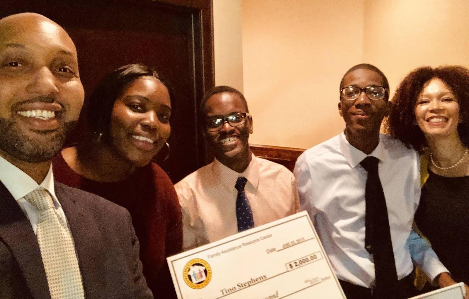 Lew Mitchell Scholarship Winners.jpg