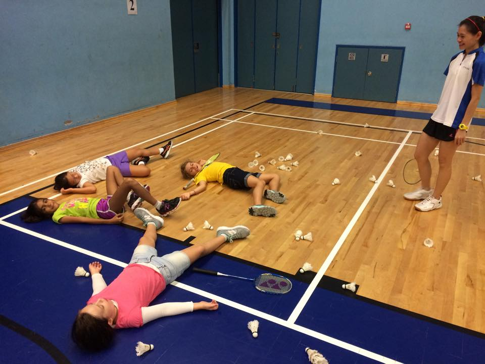 You definitely won't want to be in this state while training 1 - 2 weeks before an important and gruelling tournament