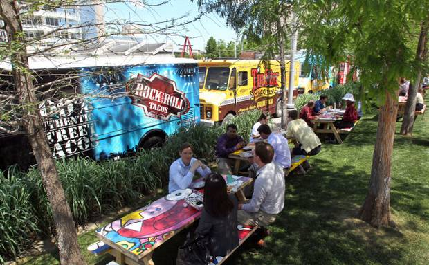 food truck rally dallas texas