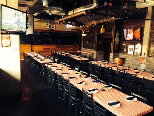 private banquet room dallas
