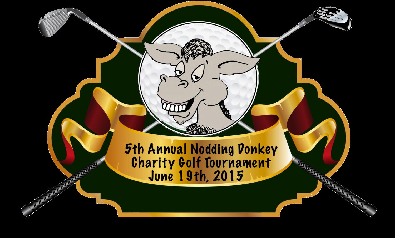 nodding donkey golf tournament