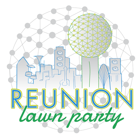 reunion tower lawn party