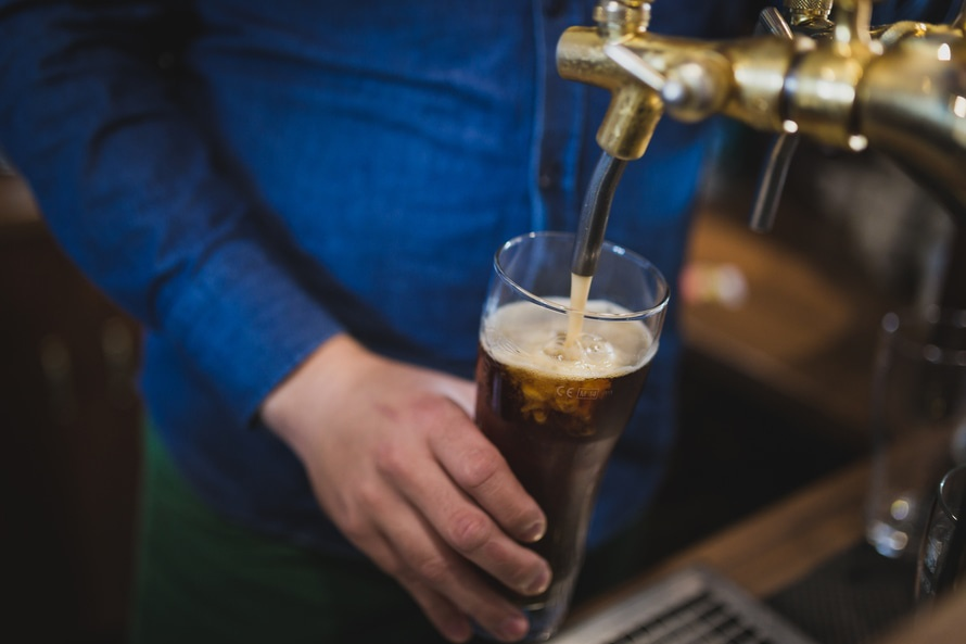 craft beer on tap dallas