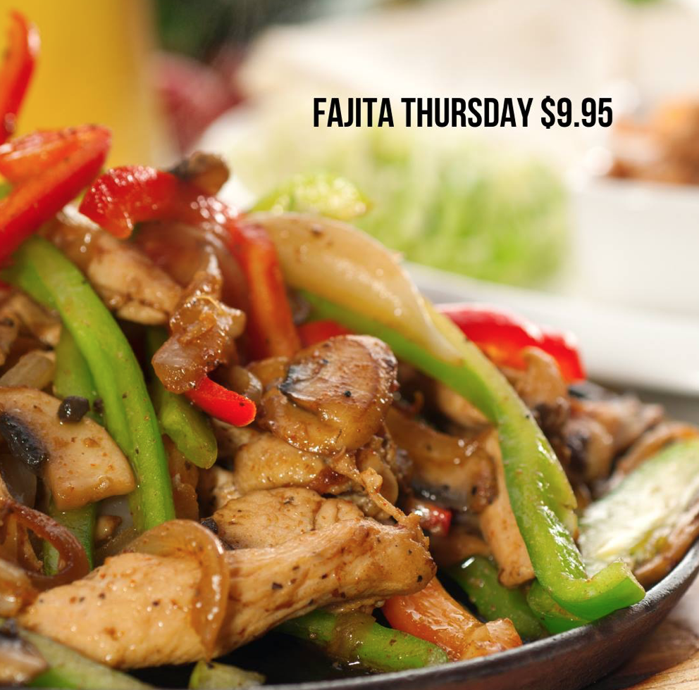 dallas lunch specials nodding donkey fajitas