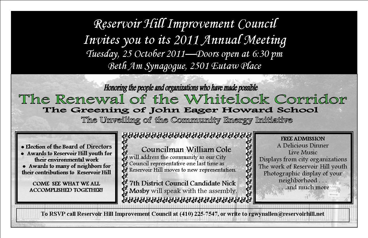 2011 RHIC Annual Meeting Postcard
