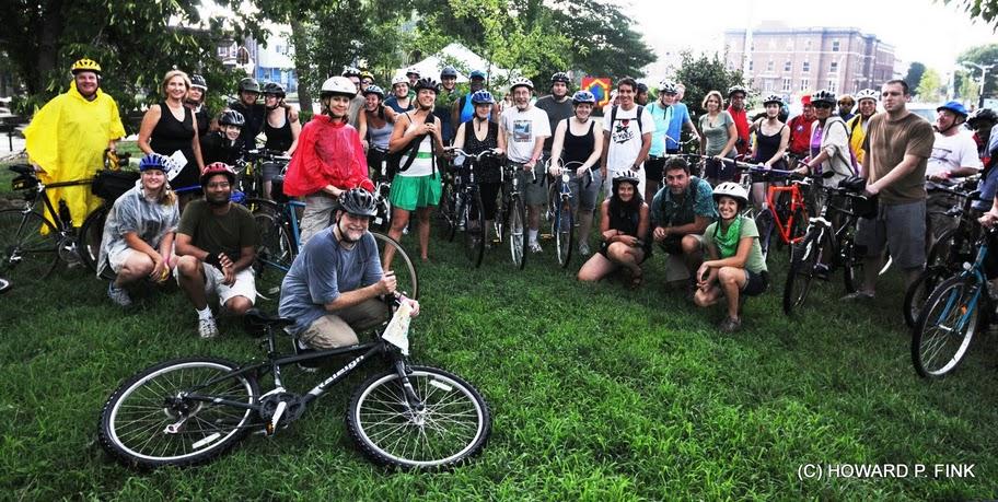 Howard Bike Tour 1