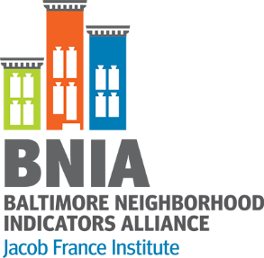 Spring 2017 BNIA Report - Reservoir Hill & Penn North are combined into one Community Statistical Area.