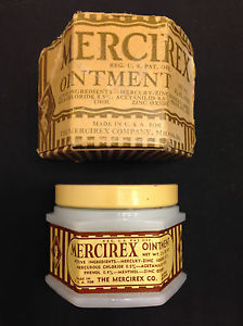 mercirex ointment with box
