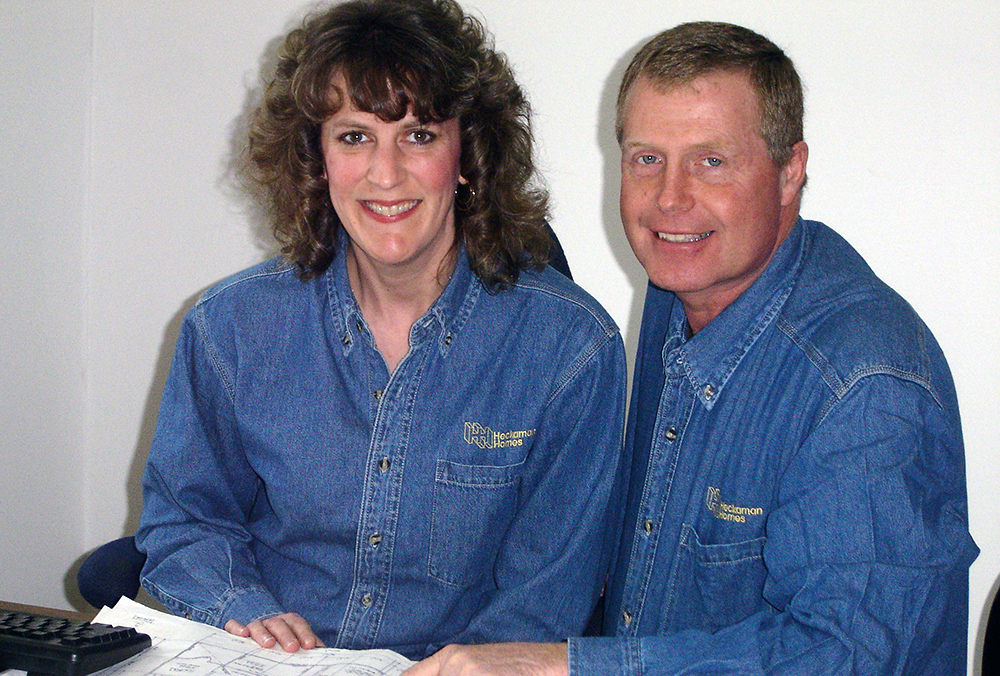 Kreg and Lisa Kincaid, Founders of Countryside Homes