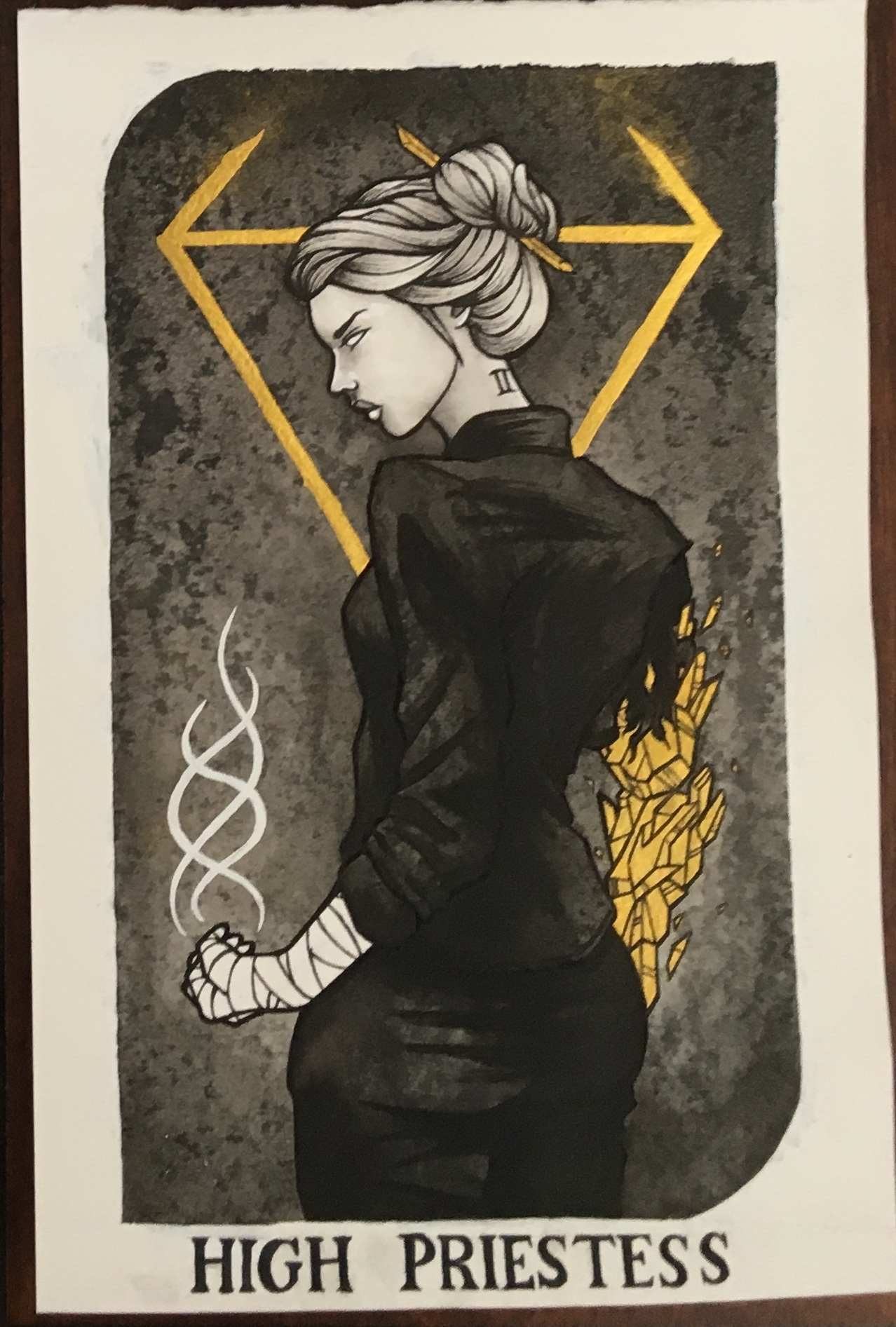 Velvet League Tarot: The Second