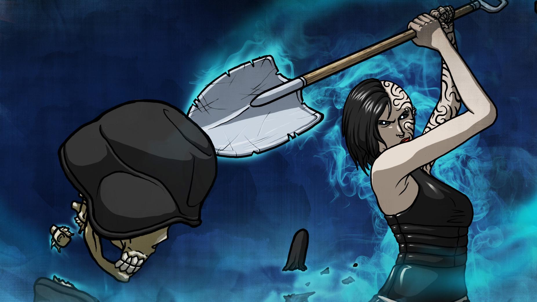 Hela: The Grave Digger