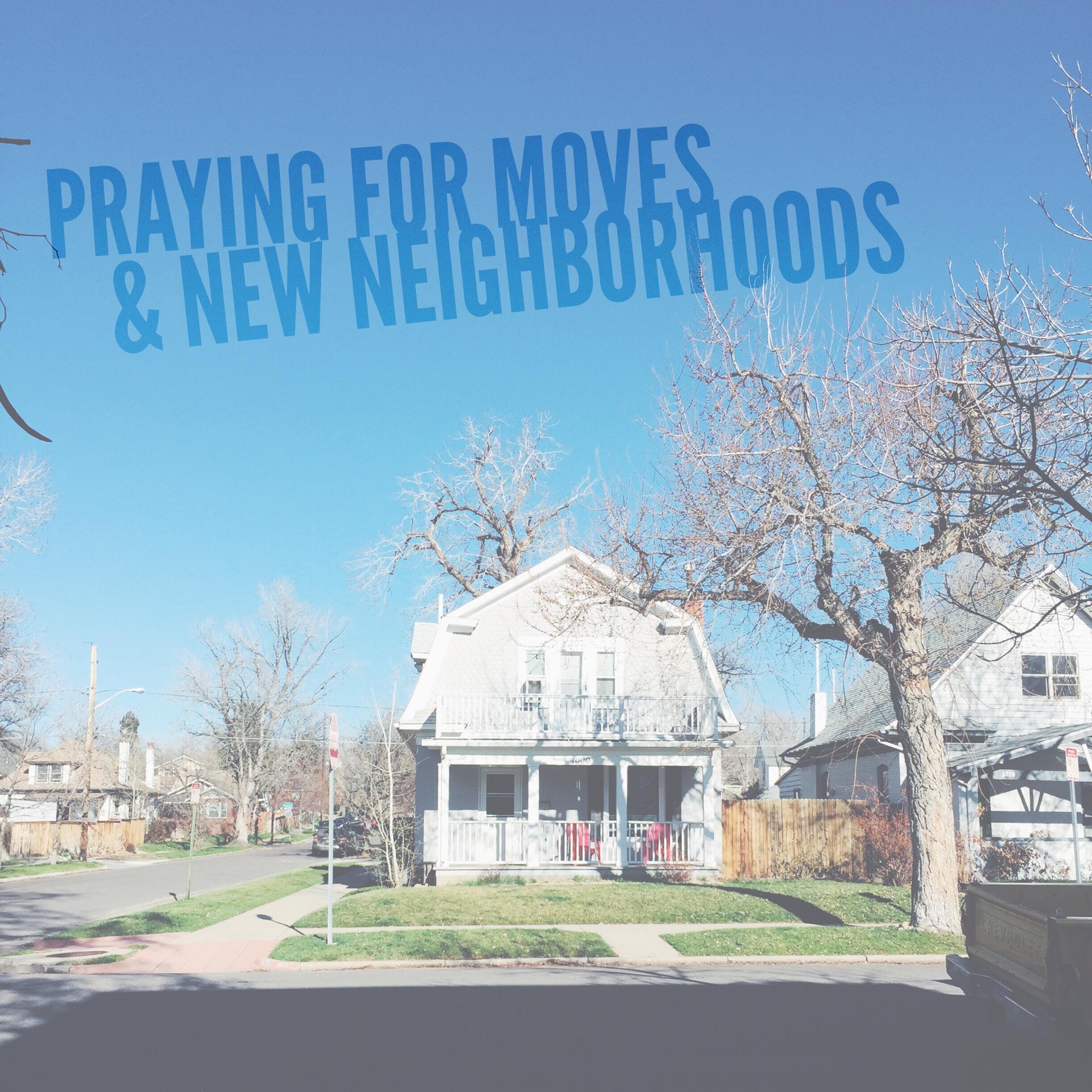 Moves & Neighborhoods