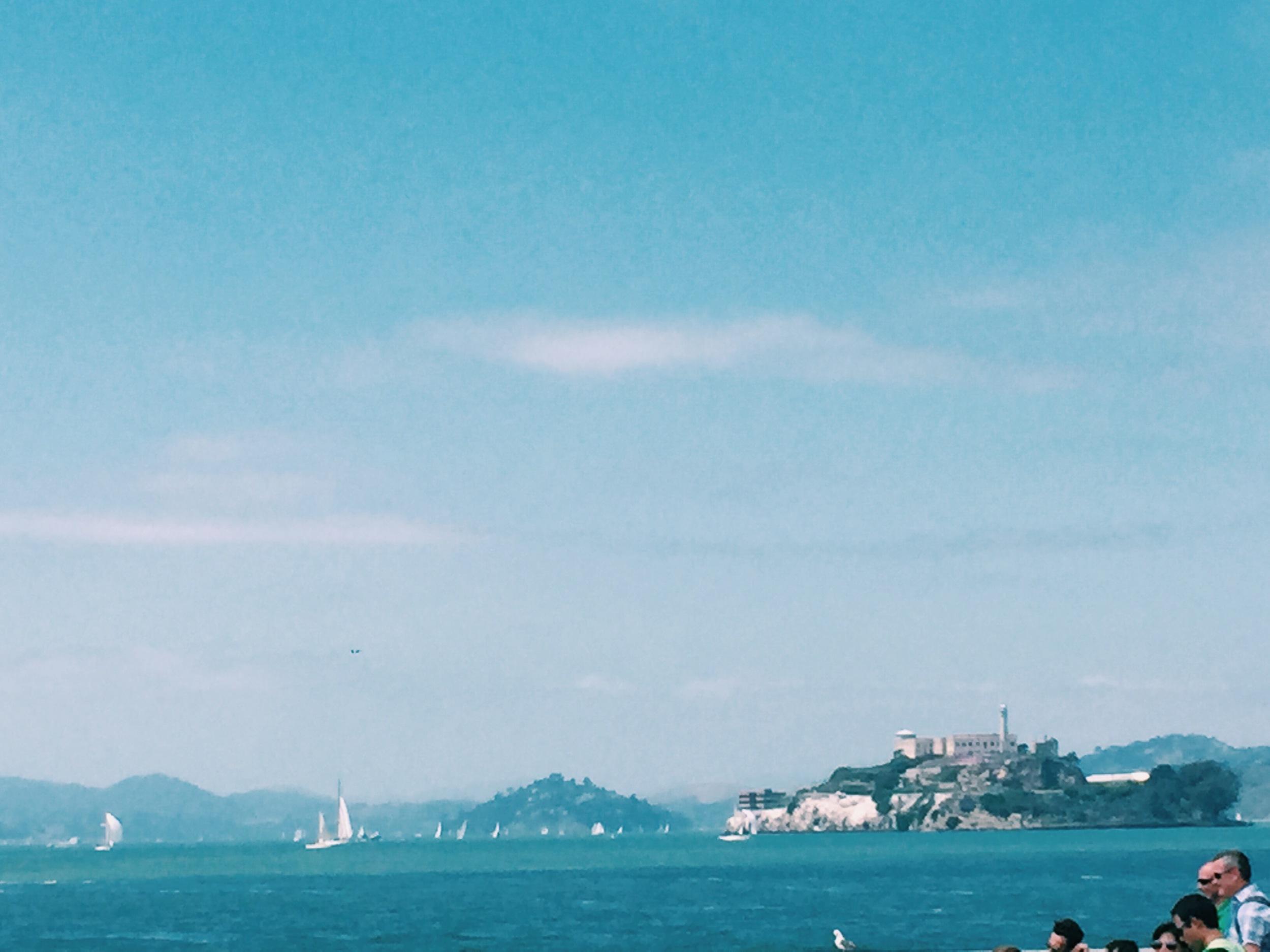 Pier 39 - Alcatraz