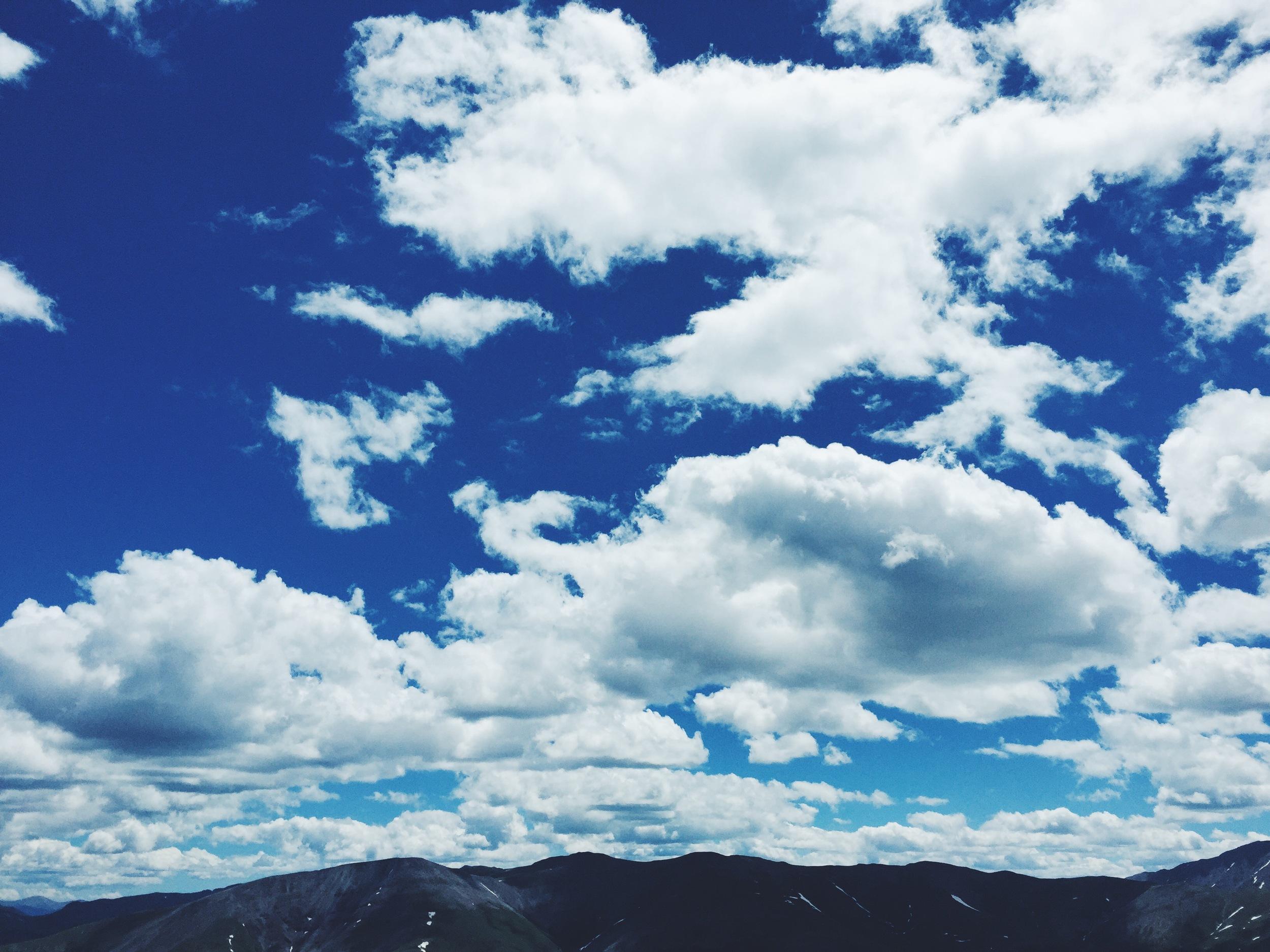Quandary - Clouds
