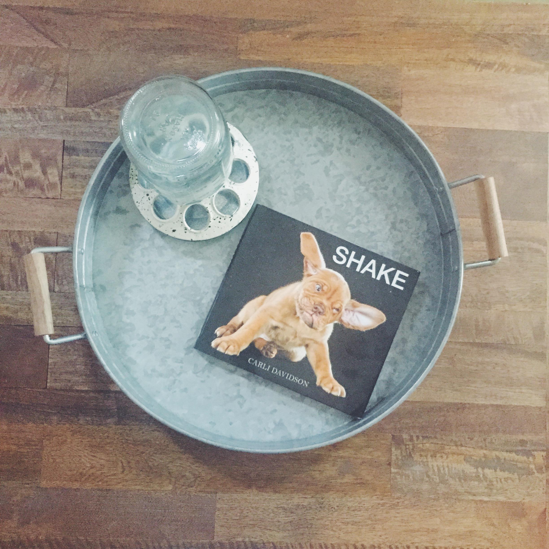 Tray + Chicken Feeder + Book