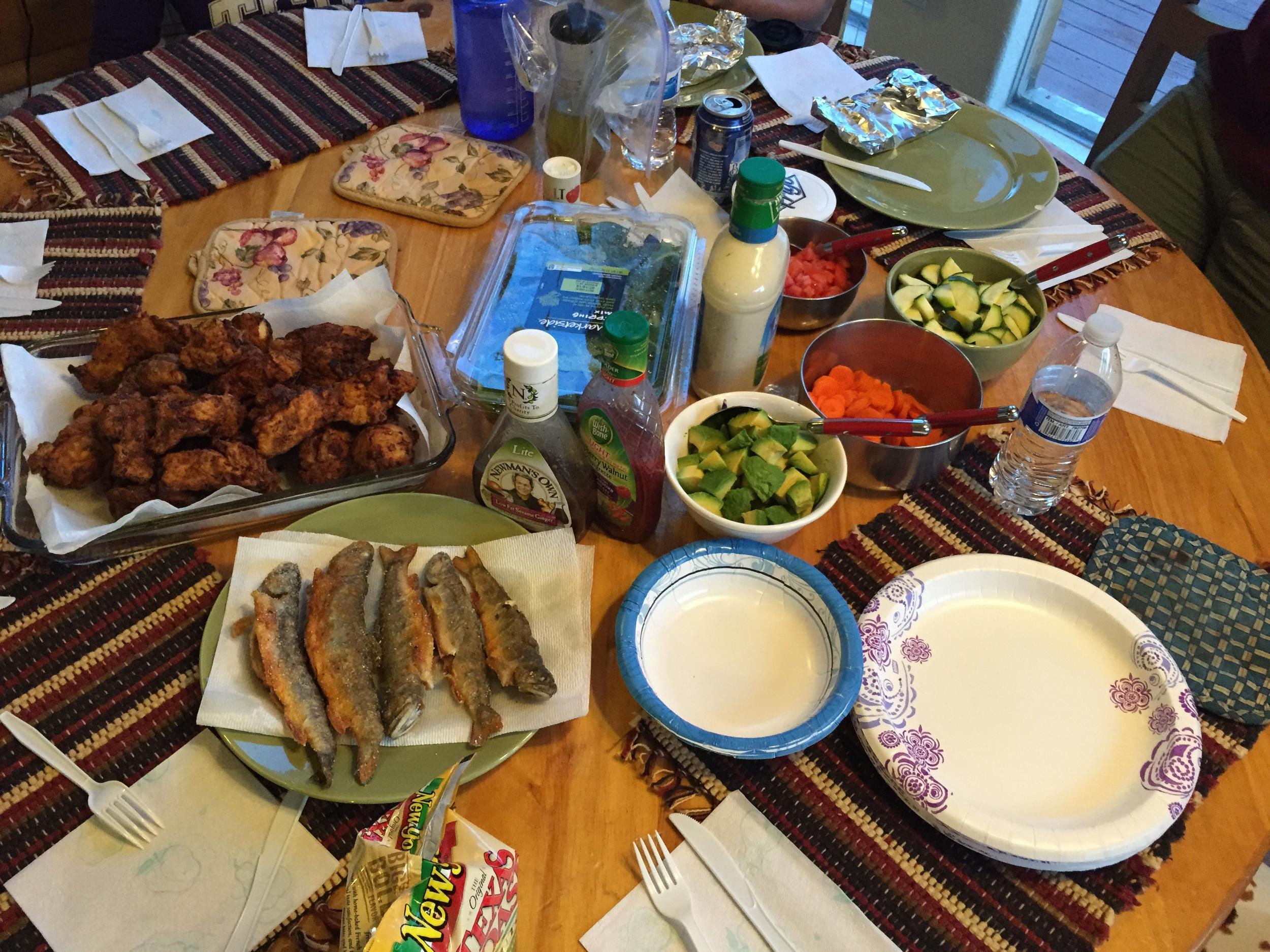 Saturday Dinner