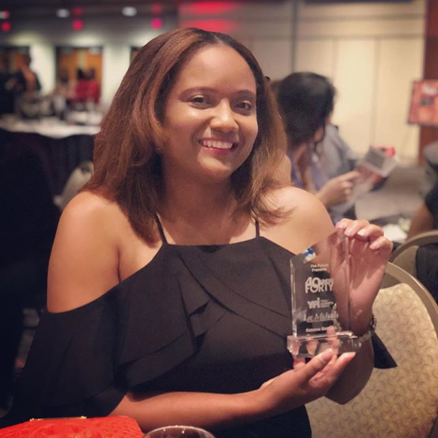 Congratulations to our VP, Renisha Sanders, for being honored as one of Shreveport-Bossier @ypi_of_sb 40 under Forty. We are so proud of you! #40under40SB