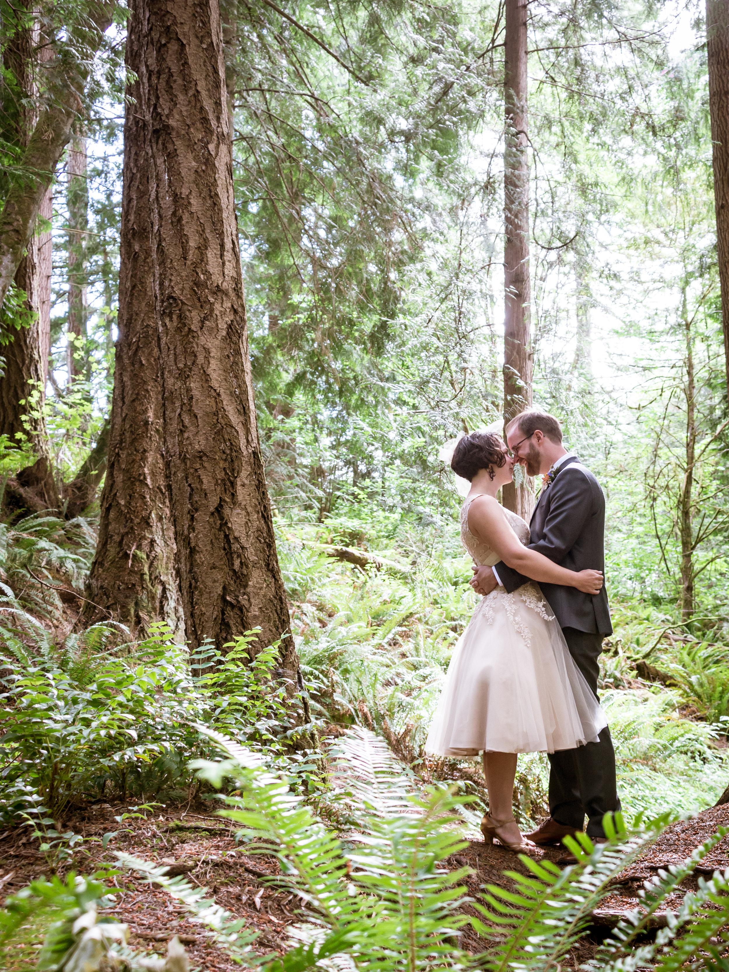 Wedding Oregon photographer forest city.jpg