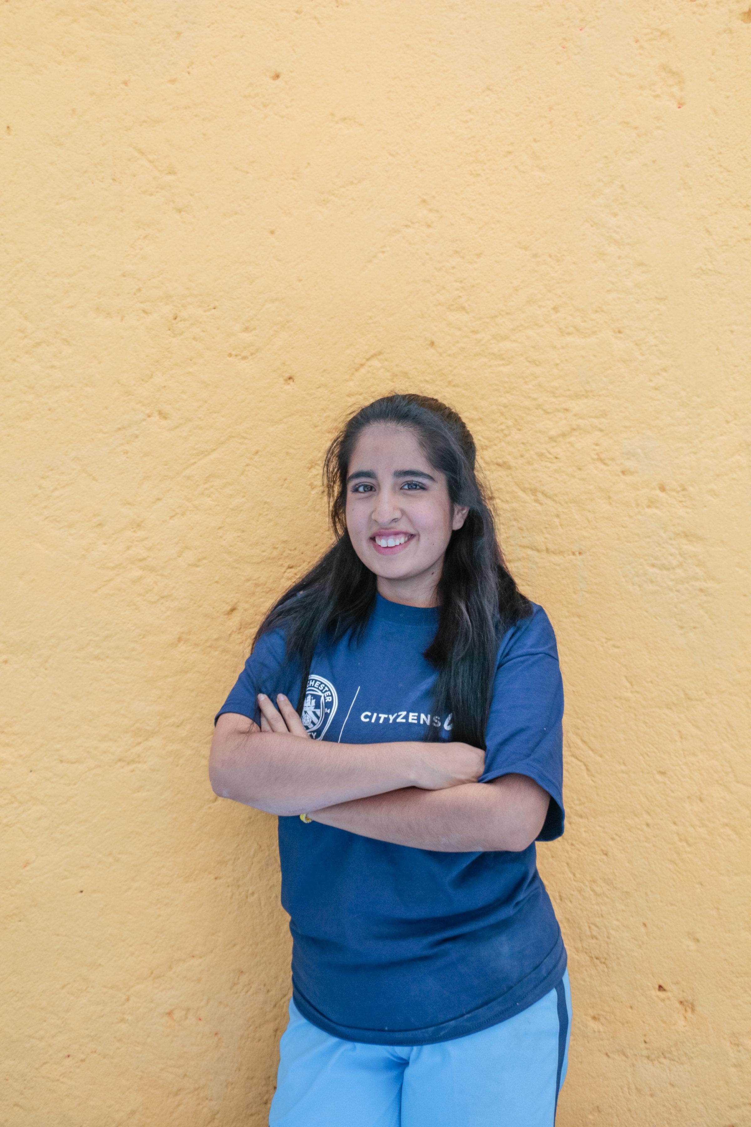 Brenda Gutiérrez,23 anos - É importante pra mim porque conhecemos diferentes costumes, diferentes valores, de diferentes países.Isso nos ajuda a fazer com que nossos campinhos e nossas aulas cresçam. Nós ensinamos e também recebemos conhecimento para sermos cada vez melhores.