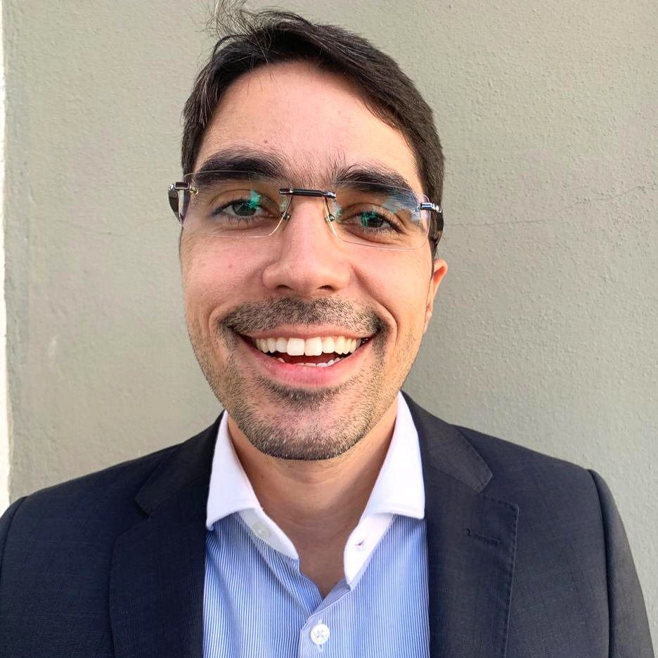 Paulo Gabriel Domingues Rezende  Primeiro Vice-Presidente