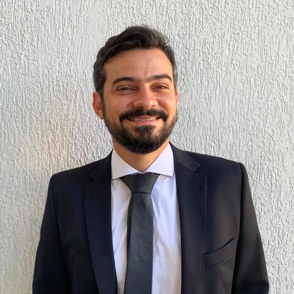 Marcus Vinicius Sampaio  Presidente do Conselho Fiscal