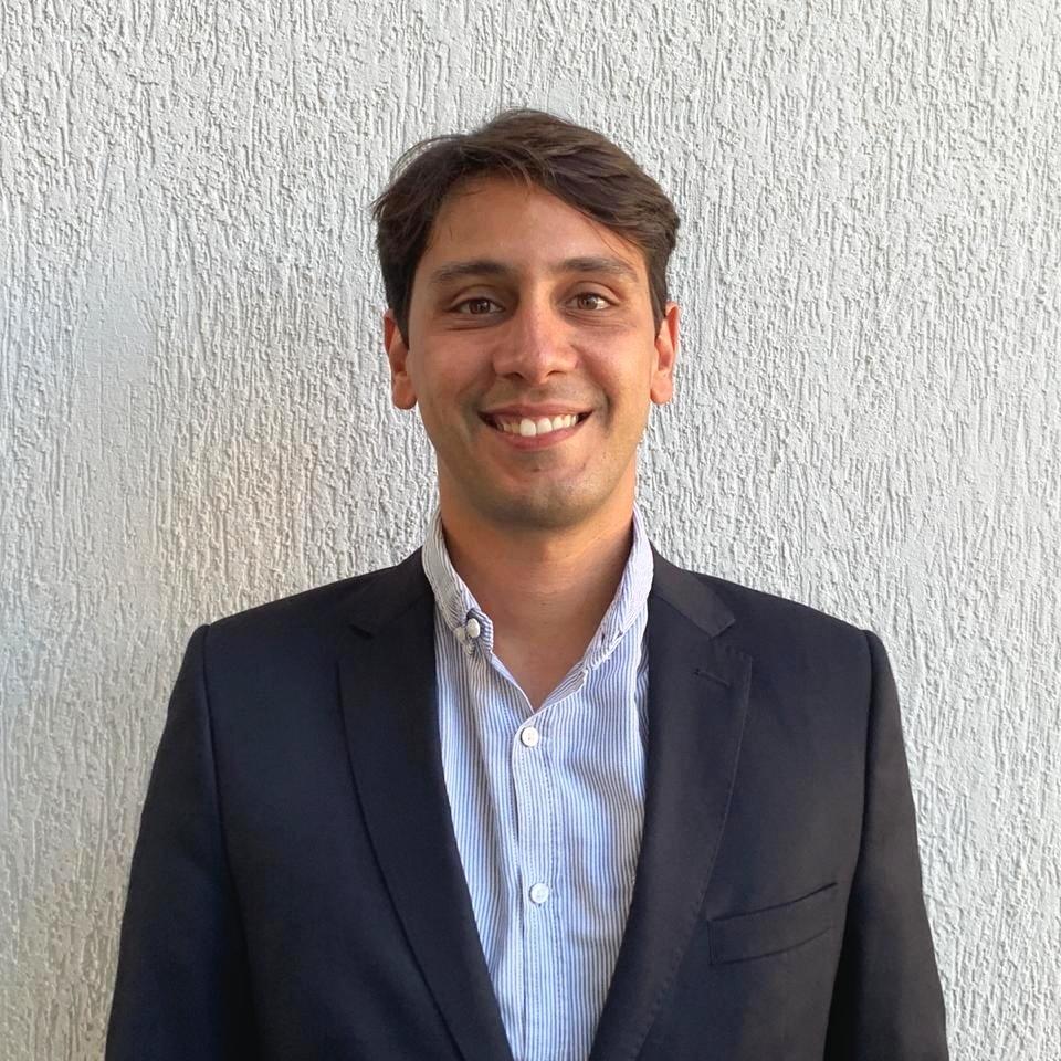 Gustavo Paiva Fernandes  Segundo Vice-Presidente