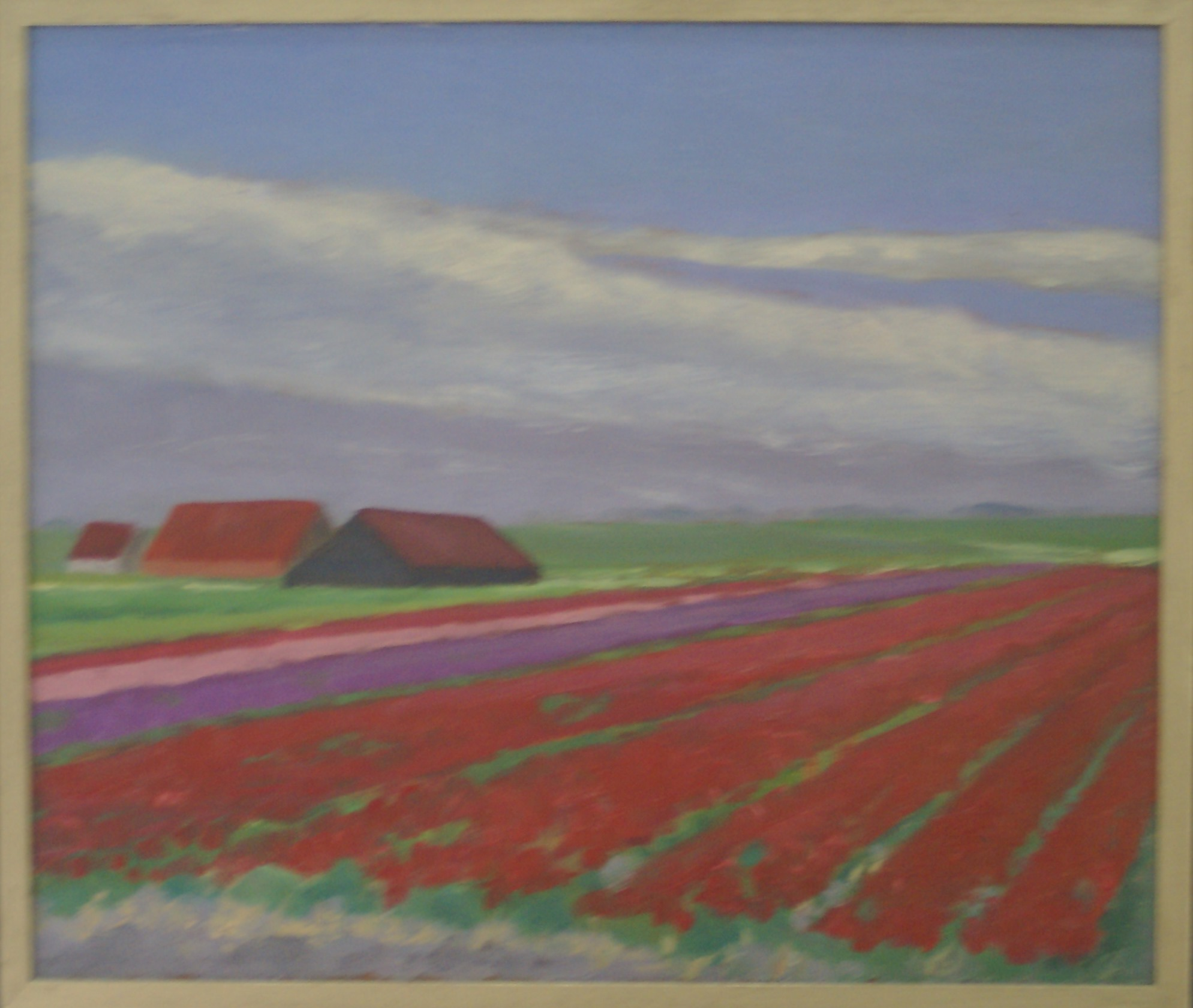 Chris  Grinwis - Tulpen - €900