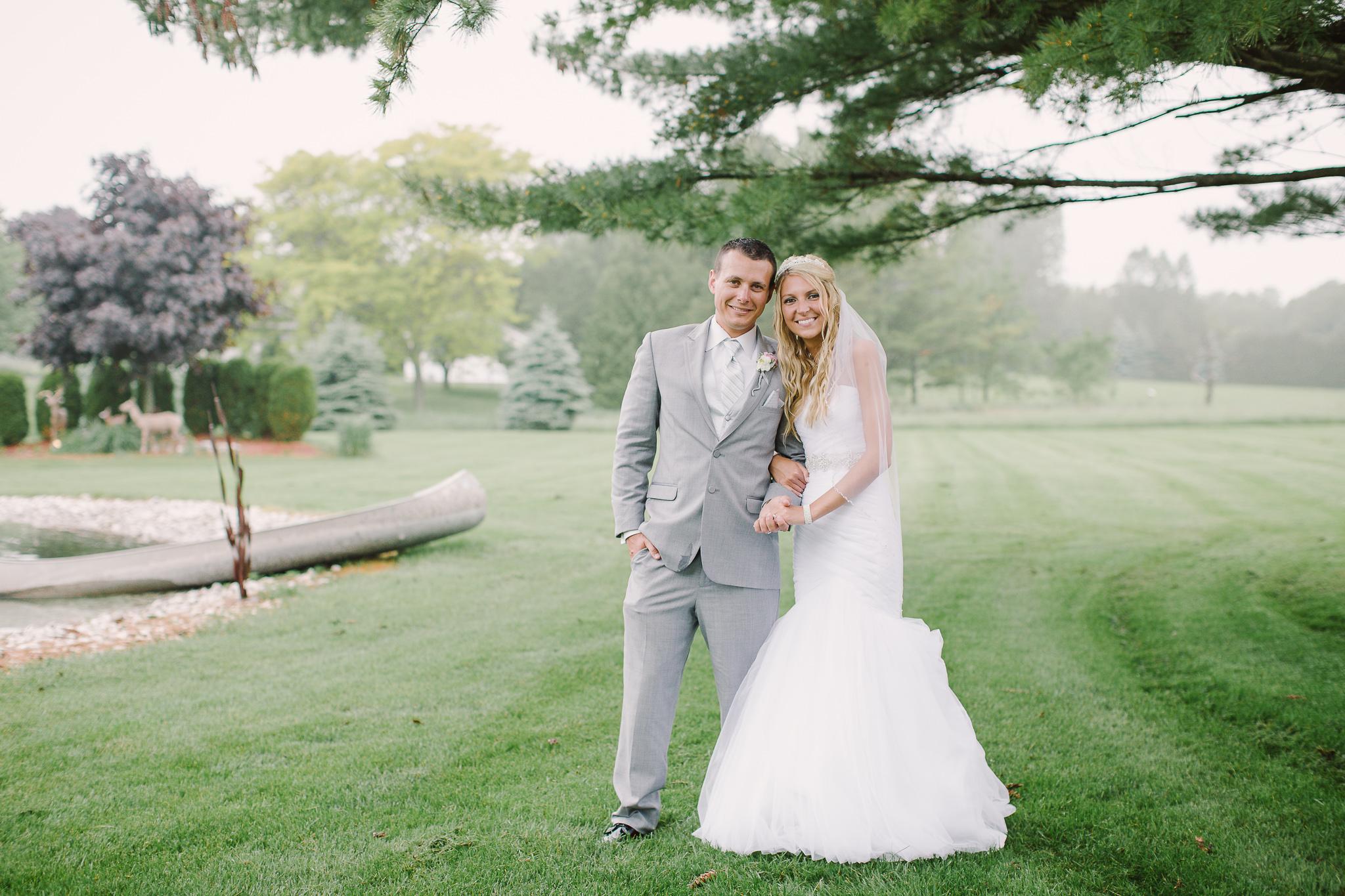 Knox's Silver Valley Manitowoc WI Wedding Photos