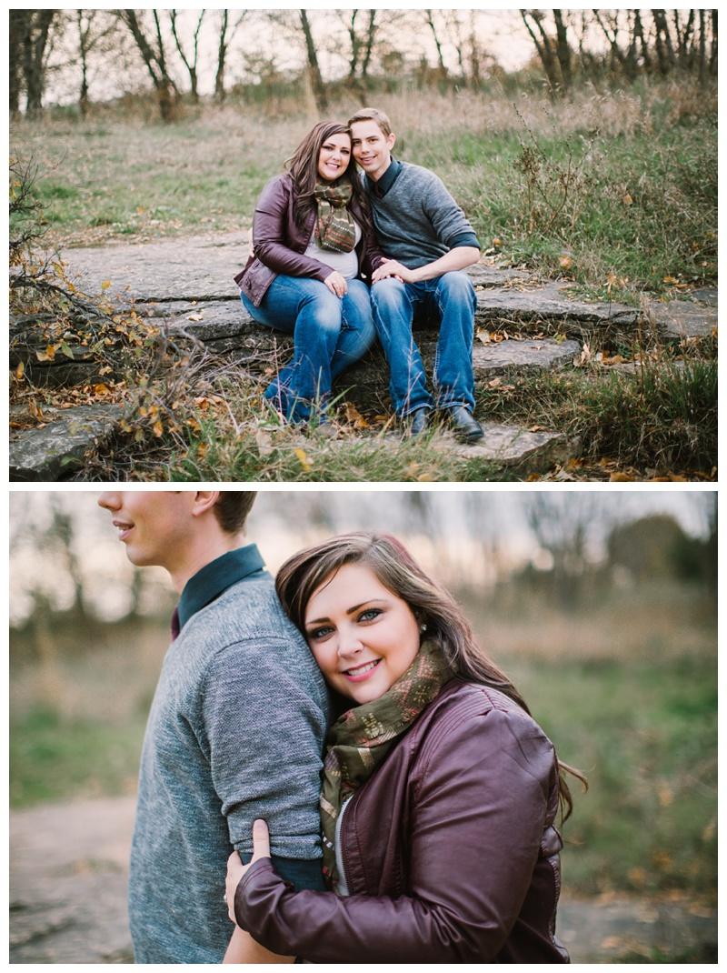 Fonferek Glen | Green Bay Engagement Photos | Milwaukee WI Photographers | Wedding Photographers in Madison WI | www.karenann.photography