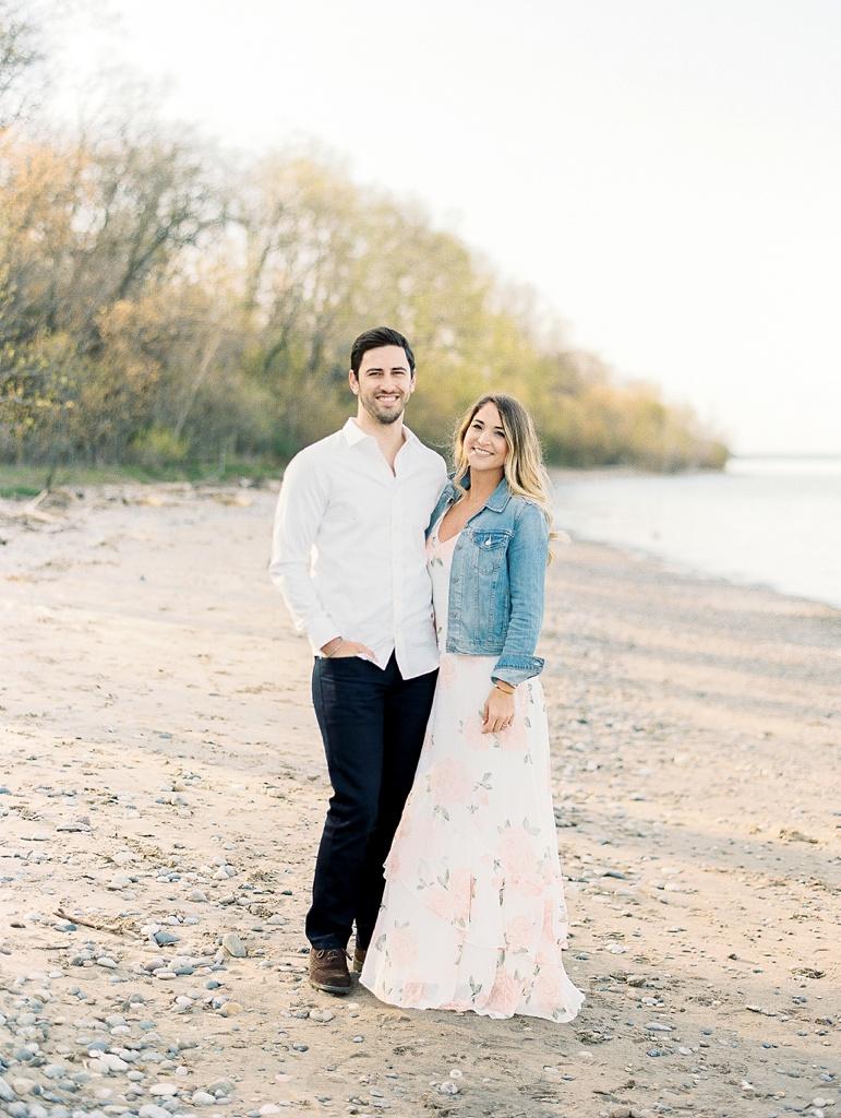 Doctors Park Milwaukee Engagement Photos