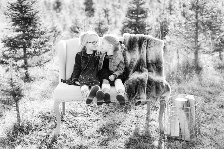Winter Family Photos in Green Bay Wisconsin