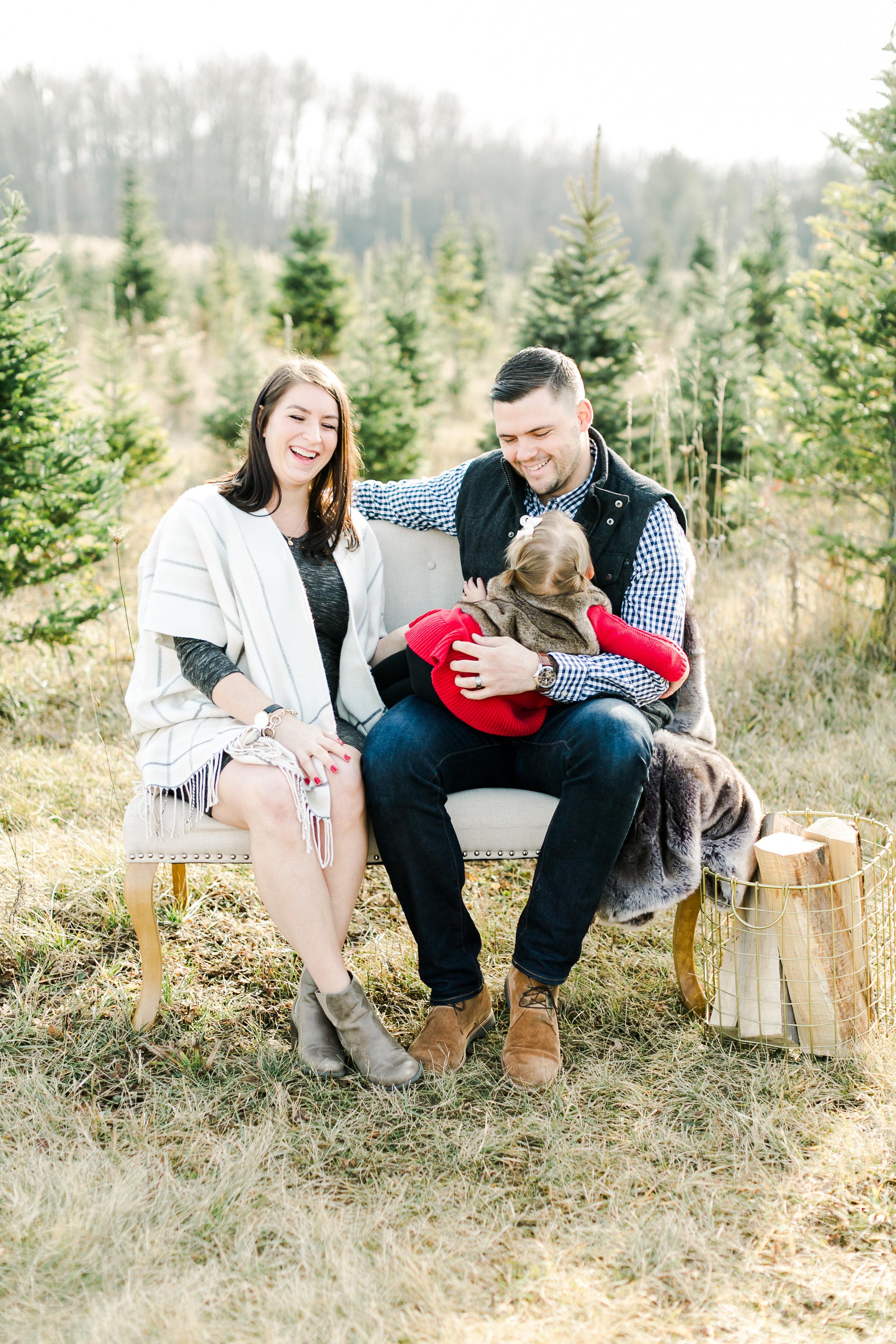 Milwaukee Holiday Family Photos