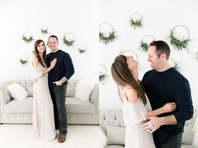 Wisconsin Lifestyle Studio Photographers, Indoor Family Photographers Green Bay WI